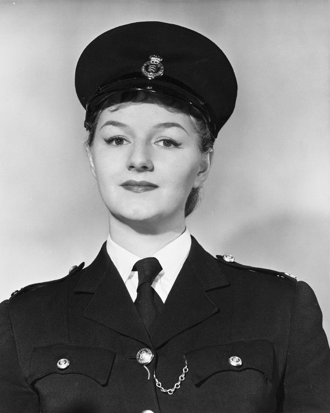 Joan Sims in Carry On Constable. 1960