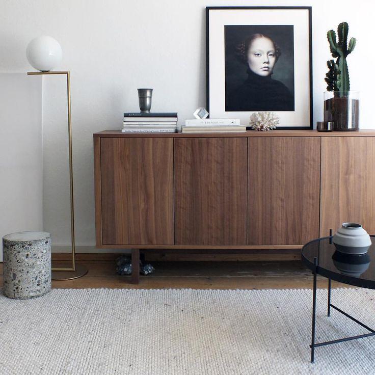 Ikea Stockholm Sideboard Michieljbosman Greige Vardagsrum