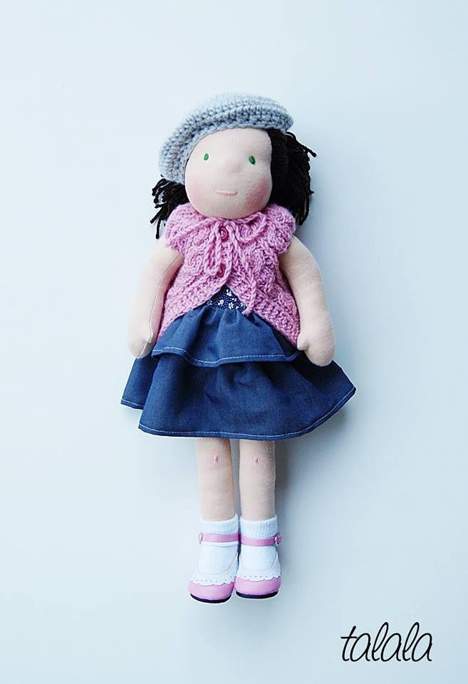 Waldorf doll Talala dolls  www.talala.pl