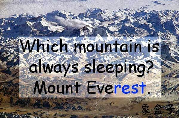 Quotes About Mount Everest: 17 Best Ideas About Funny Riddles On Pinterest