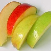 Microwave baked apples, Baked apple slices and Apple slices on ...