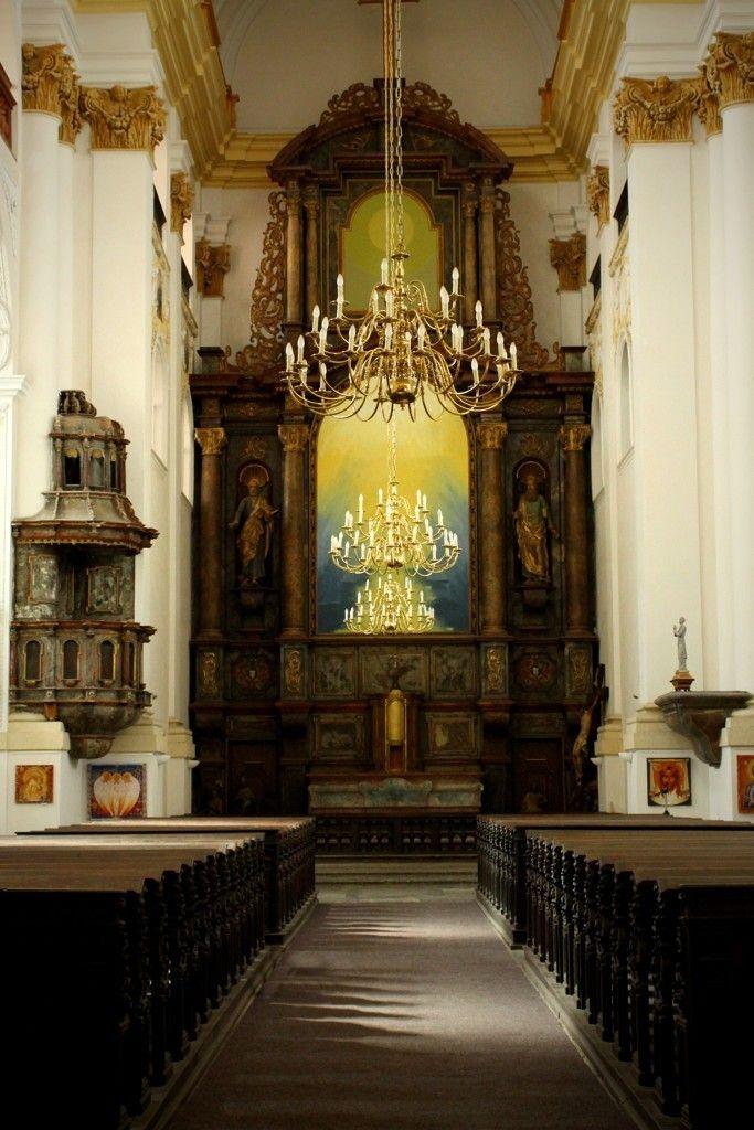 Kostel sv. Ignáce - Chomutov
