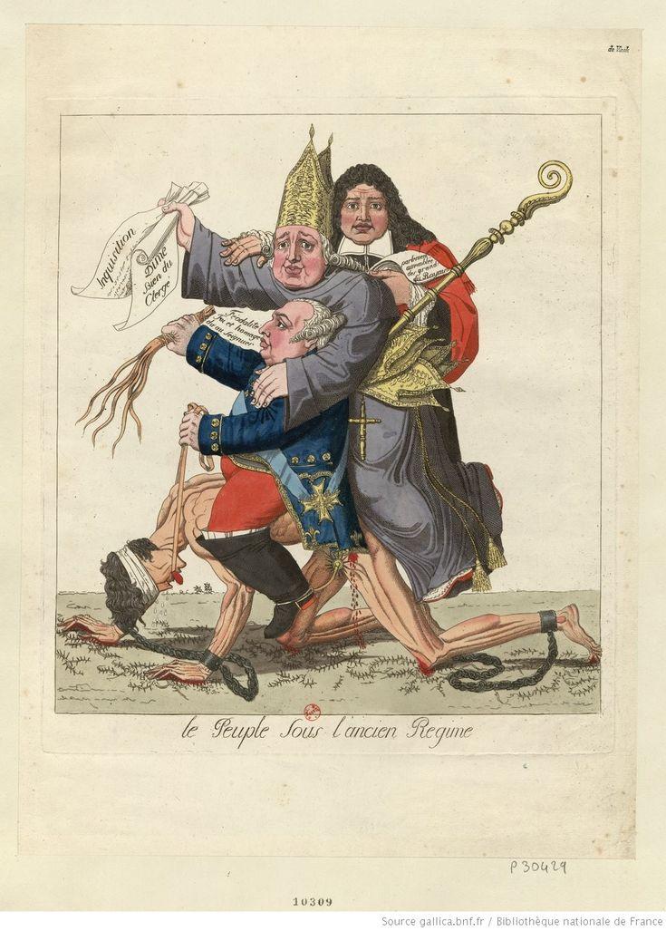 Ancien Régime in France