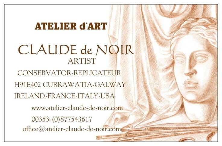 BIENVENUE-WELCOME- - www.atelier-claude-de-noir.com