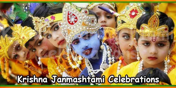 Sri Krishna Janmashtami Celebrations | Famous Hindu Religious Festival