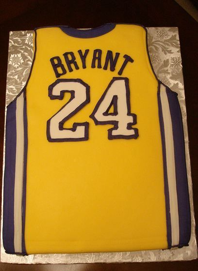 la lakers cakes bryant | Kobe Bryant Lakers home jersey cake.JPG-Tap The link Now For More Information on Unlimited Roadside Assistance for Less Than $1 Per Day! Get Over $150,000 in benefits!