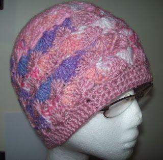 Catherine Wheel Crochet Stitch