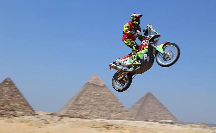 Pharaons Cross Country Desert Rally Raid