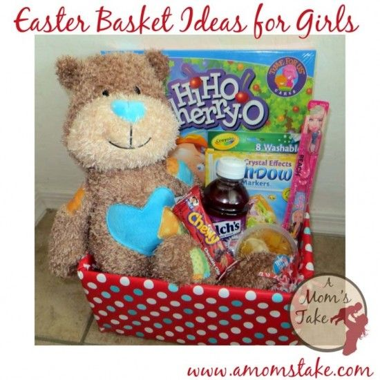 150 best easter baskets images on pinterest easter baskets gift 50 ideas to fill an easter basket negle Gallery