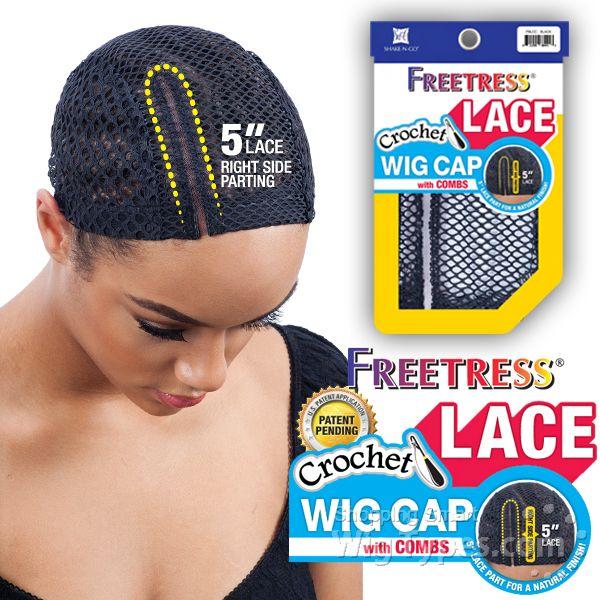 Freetress Lace Crochet Wig Cap [13472]