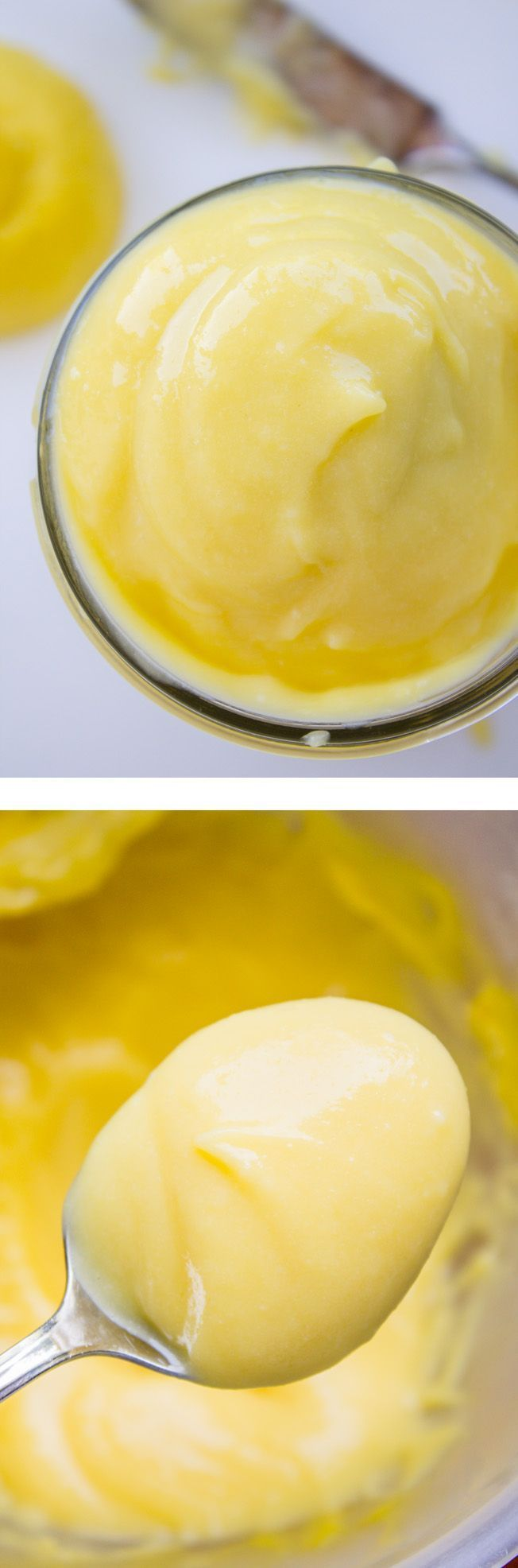 The Best Lemon Curd (Easy!) from The Food Charlatan // Never buy that stuff from the store again! Creamy, tart, and so easy!