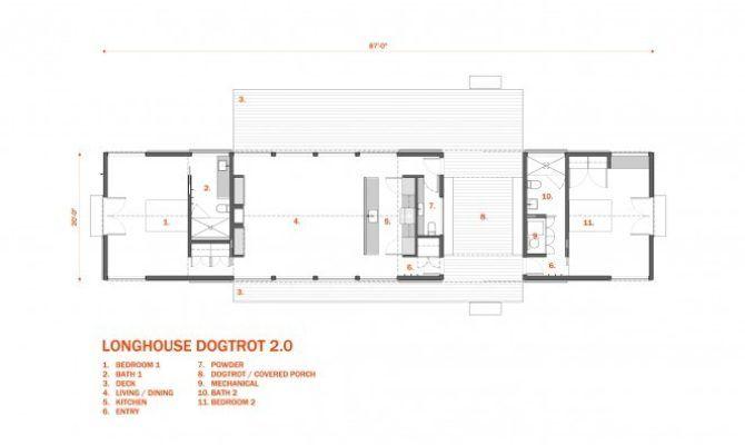 Http Louisfeedsdc Com 23 Decorative Dogtrot Floor Plan Longhouse Dogtrot Floor Plan Bedroom Architect Designed Set House Plans House Floor Plans Floor Plans