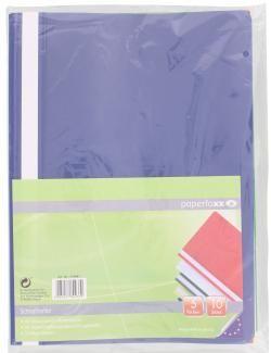myTime Angebote Paperfoxx Schnellhefter DIN A4 PVC 5 Farben: Category: Schreibwaren > Ordnen, Archivieren & Organisieren >…%#lebensmittel%