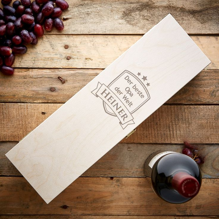 Lovely Ein guter Wein ist als Geschenk oft willkommen Aber wie verpacken Geschenkpapier geht nat rlich
