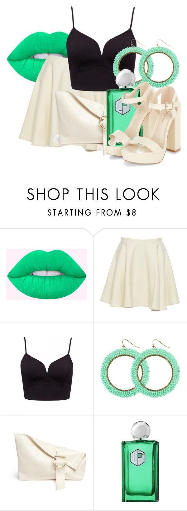 """""""Clutch Bags 1"""" by sophia-sherro ❤ liked on Polyvore featuring Carven, Liebeskind and La Parfumerie Moderne"""