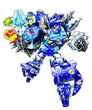 Primus (Cybertron) - Transformers Toys - TFW2005