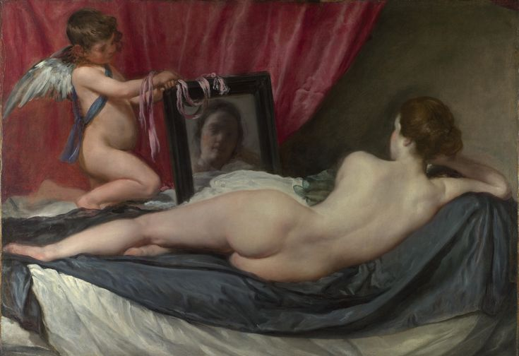 "The Toilet of Venus (""The Rokeby Venus"")"