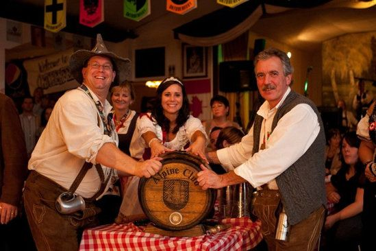 Oktoberfest, Kitchener-Waterloo, Ont.: The world's largest Oktoberfest celebrations outside Germany take place in these twin southwestern Ontario cities. Every October, revellers gather from near and far to bask in Bavarian culture, beer, traditional foods and fun activities for the family.