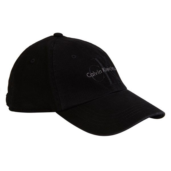 CK Cap Black Hat | littleburgundy