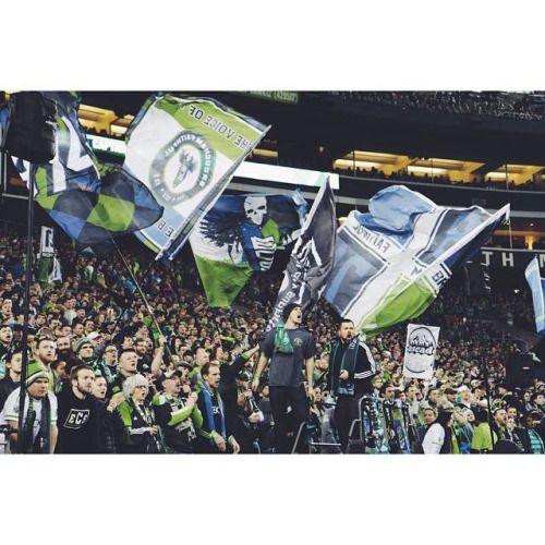 Emerald City Supporters (Seattle Sounders FC) MLS