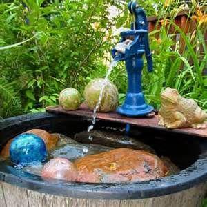 Garden Fountain Ideas 17 awesome garden fountain ideas you can have for your backyard Homemade Water Fountains Ideas 2014 More