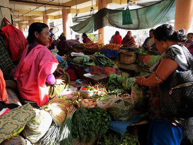 Manipur's All-Women Market – Over 4000 Shopkeepers and Not One Man Among Them