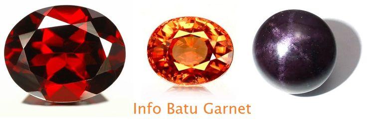 Batu permata garnet banyak tersedia dipasaran, terutama untuk garnet merah (Pyrope. Almandite dan Rhodolite). Namun keindahan permata merupakan tujuan penggunaan permata garnet. Permata garnet yang indah dapat membentuk sebuah perhiasan exclusive yang sedap dipandang mata.