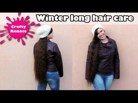 Die kalten Wintermonate können auf langen Haaren rau sein. Es kann trocken, statisch, kraus werden …