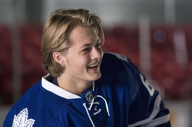 Rookie Nylander, veteran Tallinder out to show they belong with Maple Leafs