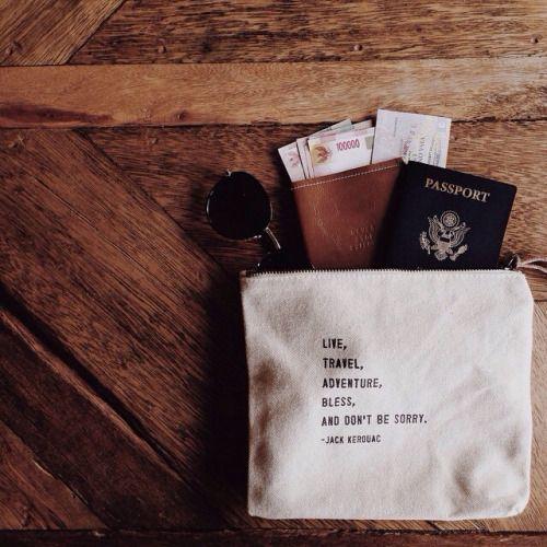 Falta un buen acompañante y hacer el viaje