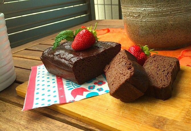Csokis brownie cukkiniből - MINDENMENTES