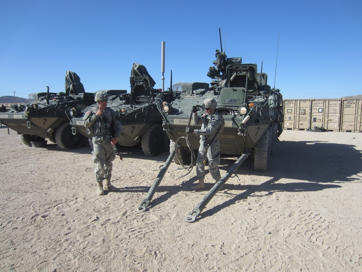 "Photo taken during National Training Center Rotation 12-08, 4-2 SBCT ""Raiders"" by Ops Group Tarantula Team."