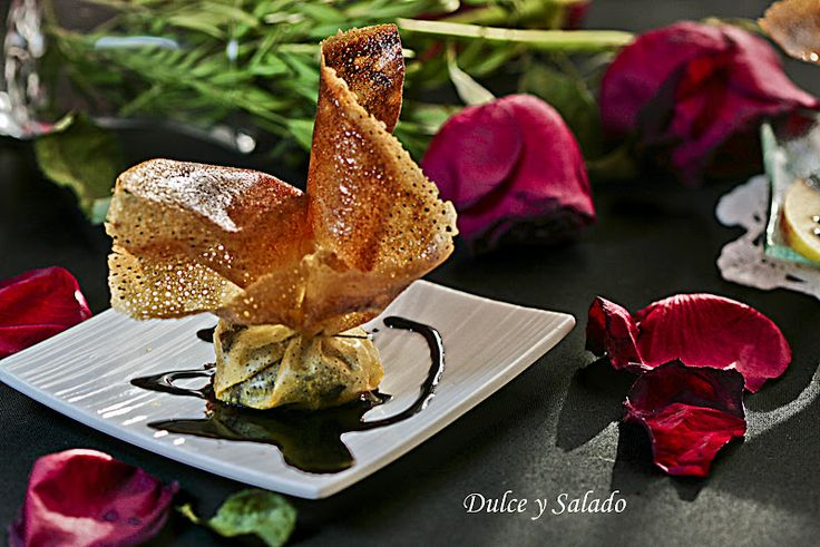 Dulce y Salado: Saquitos de Morcilla y Manzana