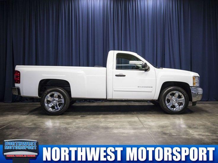 Cool Great 2012 Chevrolet Silverado 1500 LT RWD 2012 Chevrolet Silverado 1500 LT RWD 76335 Miles White  5.3L V8 SFI OHV 16V 2018 Check more at http://24auto.ga/2017/great-2012-chevrolet-silverado-1500-lt-rwd-2012-chevrolet-silverado-1500-lt-rwd-76335-miles-white-5-3l-v8-sfi-ohv-16v-2018/