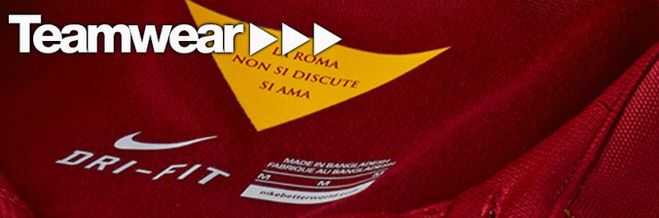 Teamwear- AS ROMA Official Online Store