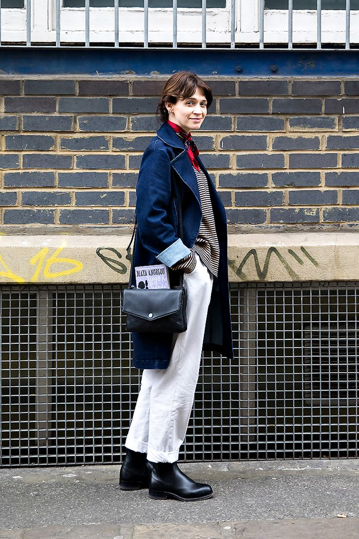 Charlene, Street Fashion 2017 in London
