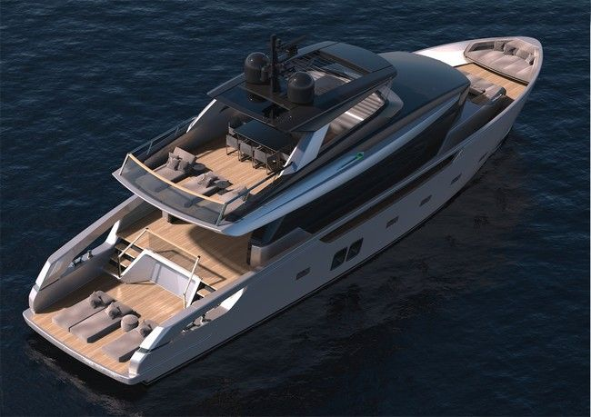 Sanlorenzo set to launch two new luxury vessels at Cannes Yachting Festival #san…