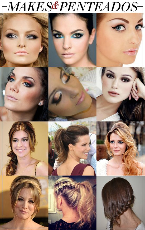 Formatura Ensino Médio: Vestidos, Makes e Penteados. | Fashionice