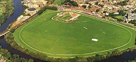 Chester racecourse - used since the Romans