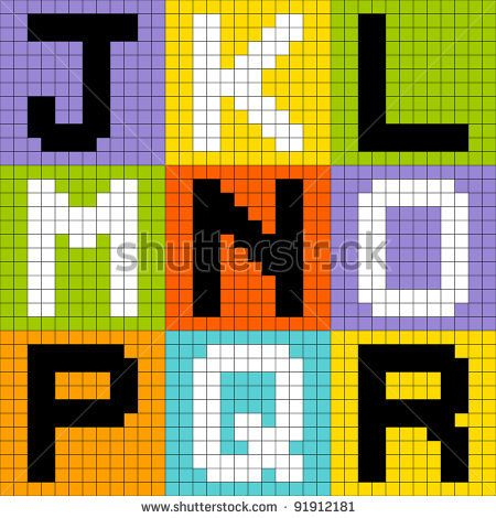 pixel art letters 91 best bead alphabet images on cross stitches 24008 | f66c56a121aa432e07f84708fb89210e alphabet letters pixel art