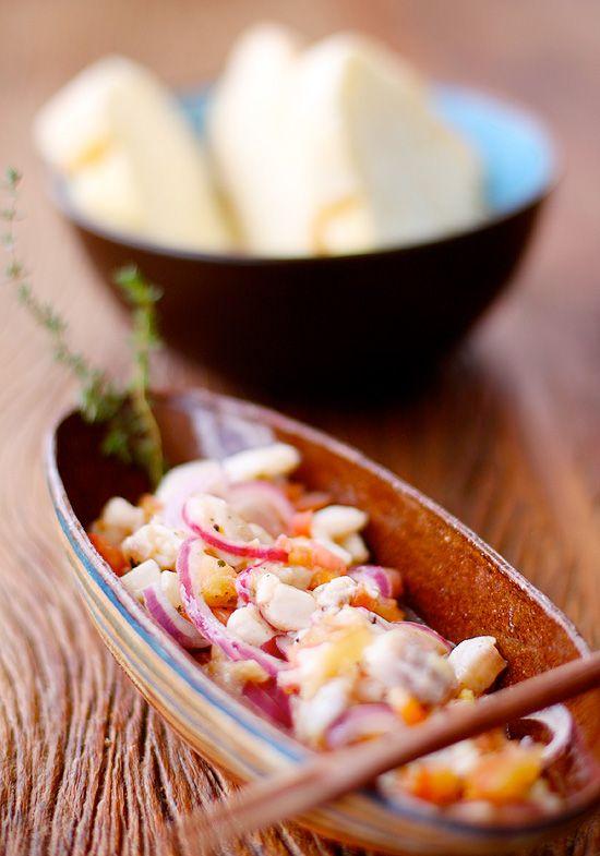 Ceviche de Tilápia | Baixo colesterol | Receitas Gshow