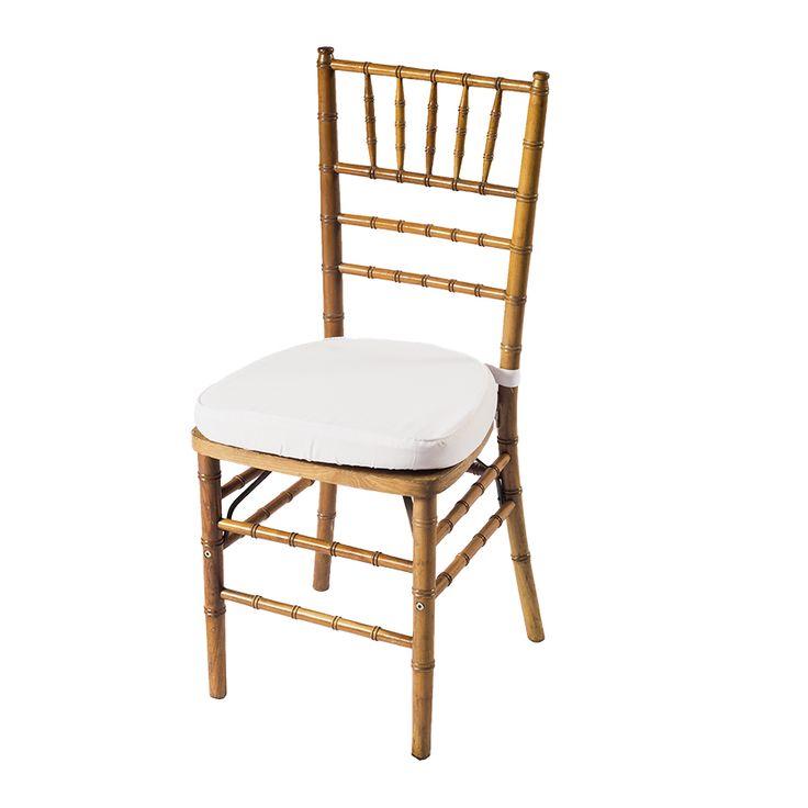 Cadeira Tiffany - Madeira