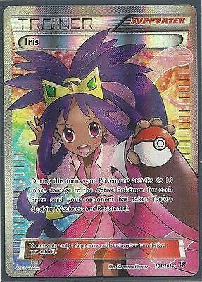 Pokemon-Card-IRIS-101-101-FULL-ART-Trainer-Ultra-Rare-Plasma-Blast