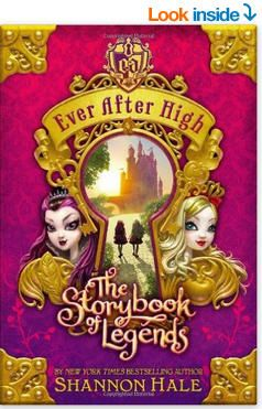 p>Before we talk about Ever After High characters in details, let's