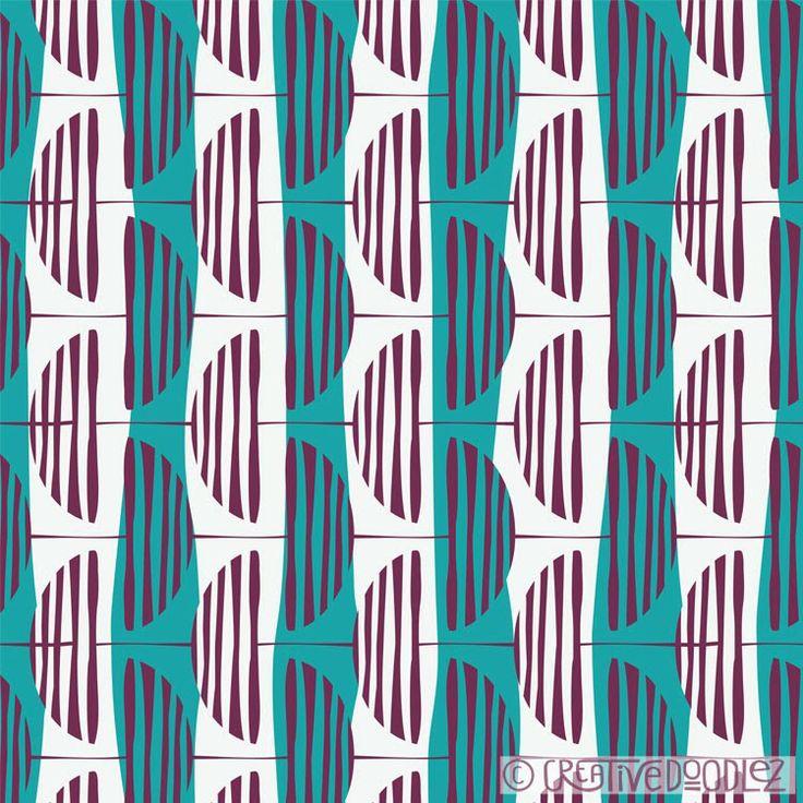 CreativeDoodlez | Fun Umbrella Stripe