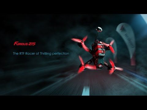 The Walkera Furious 215 Racing Drone | Technology News | Virtual Correspondent