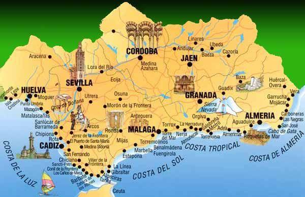 Escapade en Espagne à la découverte des TRESORS ANDALOUS Malaga – Grenade – Cordoue – Séville 4 Jours / 3 Nuits – Pension…