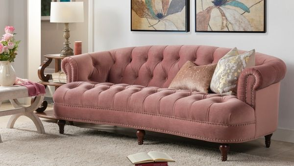 La Rosa 84 Chesterfield Sofa In 2020 Chesterfield Sofa Living Room Victorian Sofa Custom Sofa