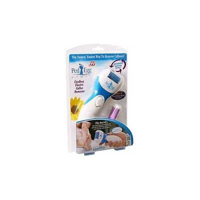 Bulbhead Ped Egg Power Cordless Electric Callus Remover