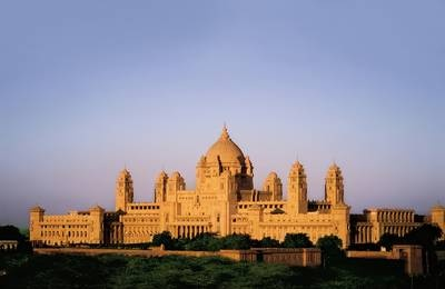 """Umaid Bhawan Palace...hotel looking over the """"blue city"""" awesome!!"""